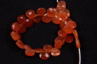 Mix Gemstone Heart Shape Beads