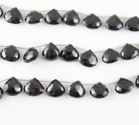 Black Spinel Beads