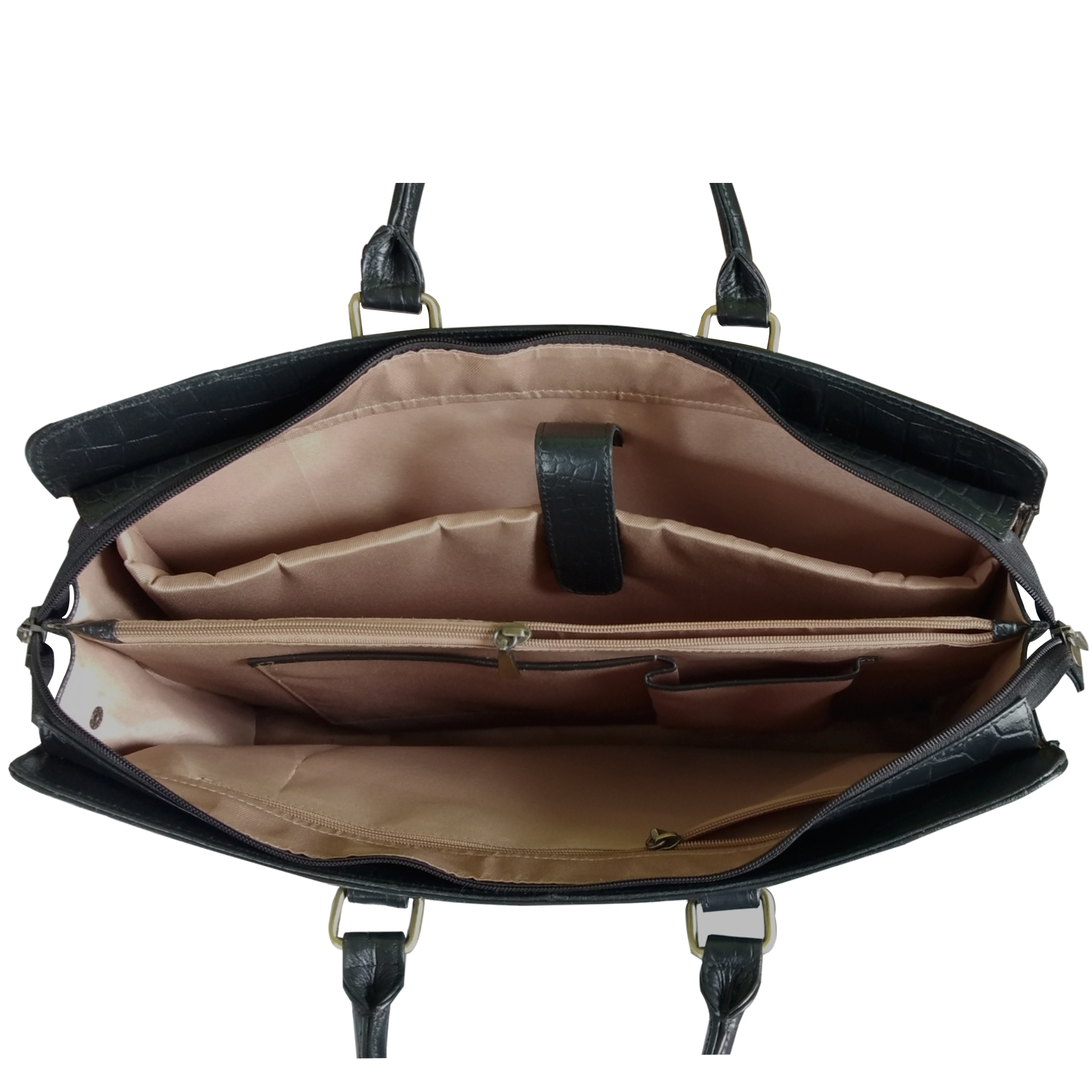 Leather Laptop Office Bag