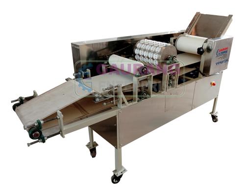 Semi Automatic Pani Puri Machine