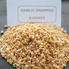 Dried Garlic Chopped