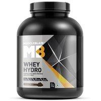 MuscleBlaze Whey Hydro, 4.4 lb(2kg) Chocolate