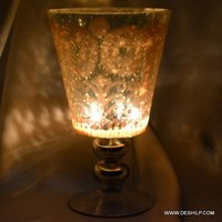 Beautiful Silver Candle Holder