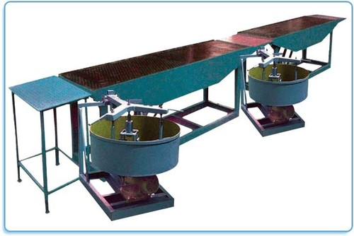 Vibro Forming Table Machine
