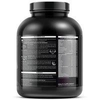 MuscleBlaze Iso-Zero, 4.4 lb(2kg) Low Carb Chocolate