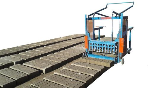 Concrete Brick Making Machine