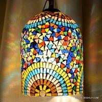 Splendid Multi Mosaic Design Wall Hanging