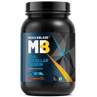 MuscleBlaze Whey Premium, 4.4 lb(2kg) Rich Milk Chocolate