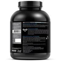 MuscleBlaze Whey Protein Pro with Creapure, 4.4 lb(2kg) Chocolate