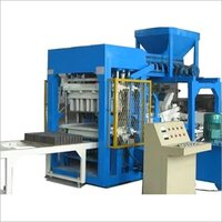 Cement Solid Block Machine