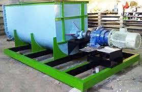 CLC Block Making Machine .