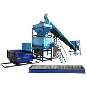 Automatic CLC Block Making Machine