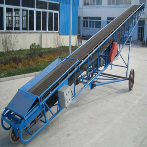 Belt Conveyor for Material Handling