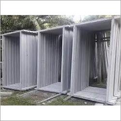 Grey Concrete Door Frame