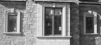 Cement Window Frame