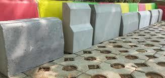 Concrete Curb Stone Mould
