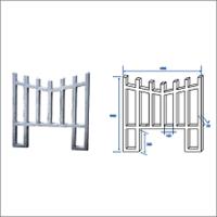 Divider Railing Mould