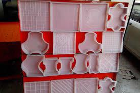 Plastic Tile Mould
