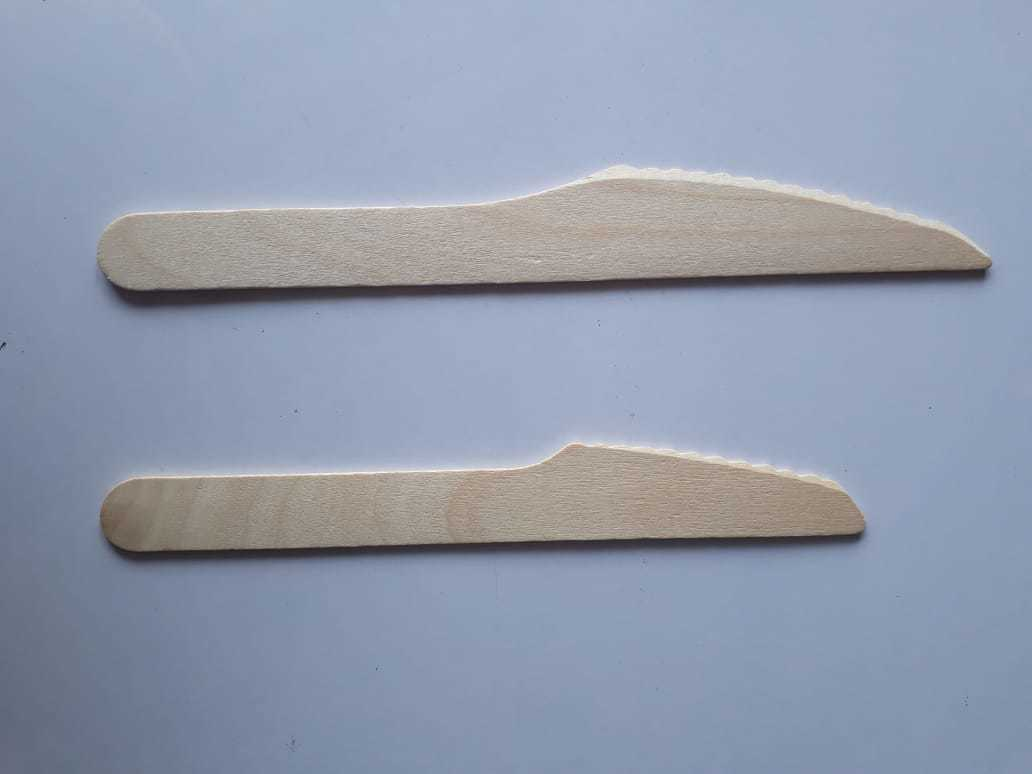 Disposable Wooden Knife