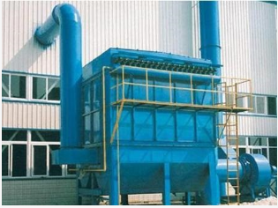 Dust Collector Of Hot Dip Galvanizing Line