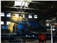 Galvanizing line for Steel Pipe