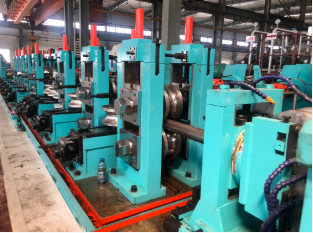 Api Ffxφ73mm High Frequency Welded Pipe Mill Line