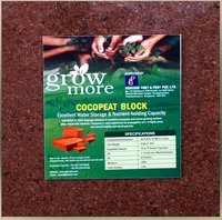 Cocopeat  Low ec blocks