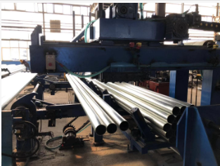 Automatic Pipe Packing/Bundling Machine