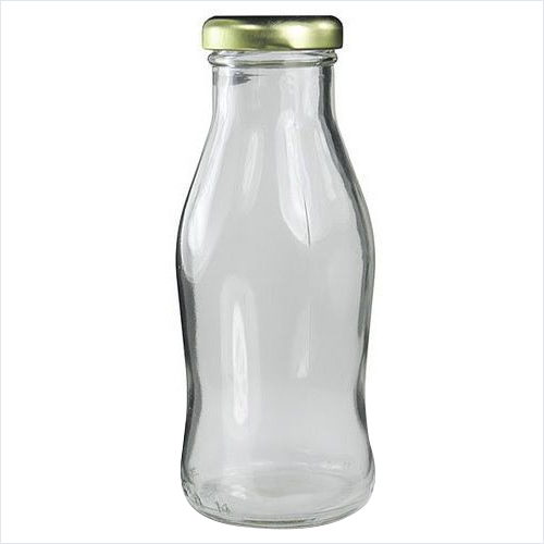 1 Litre Plain Milk Bottle
