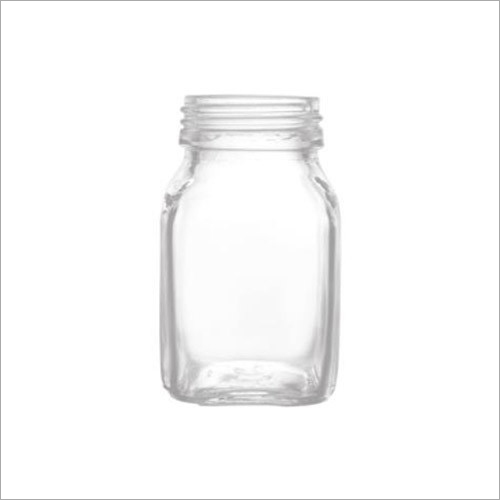 100 ml Honey Square Jar