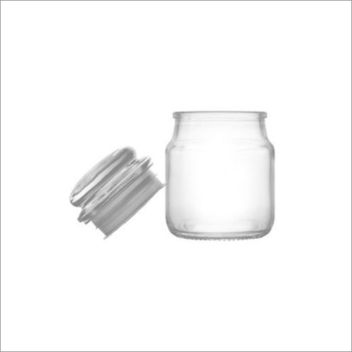 Plain Curved Jar