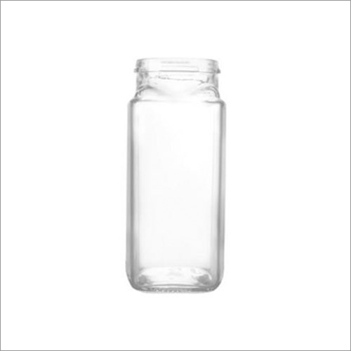 100 gm Transparent Coffee Jar