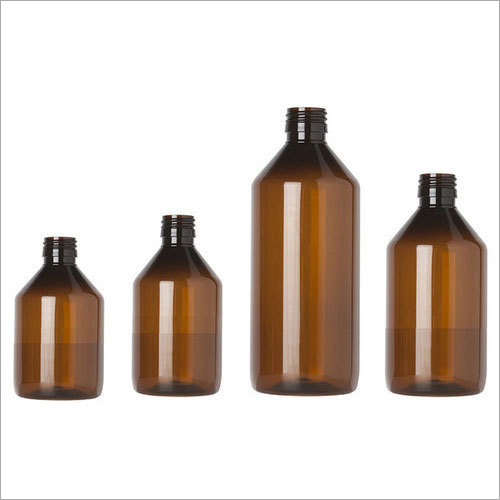 Syrup Glass Bottle