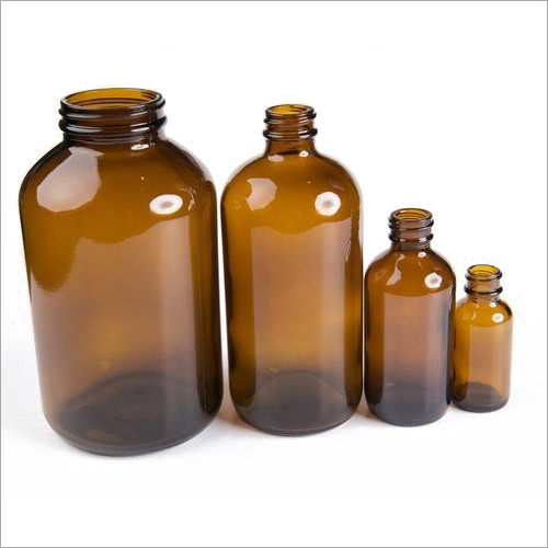 Chemical Glass Bottle