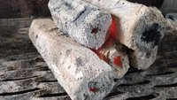 Hexagon Charcoal Briquettes