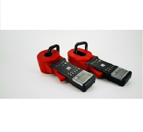 Clamp Earth Resistance Meter