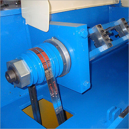 Straightening and Cutting off Machines for Plain Round Wire - MWM2