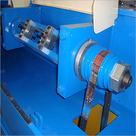 Straightening and Cutting off Machines for Plain Round Wire - MWM 6