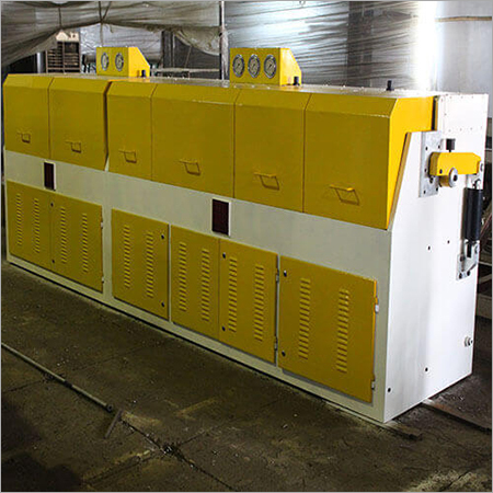 Wire Straightening and Cutting off Machines for Rebar - MWM 12