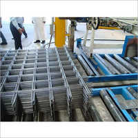 Welded Wire Mesh Plants for Reinforcement Mesh(BRC) - MWM - 300 BRC (4.0 mm - 12.0 mm)