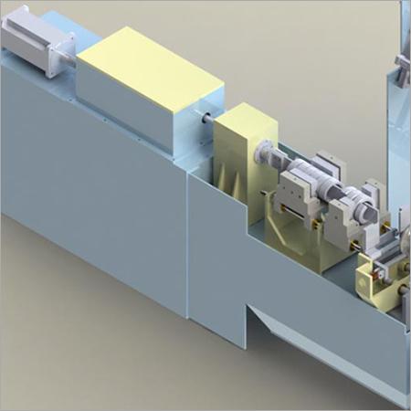 Chain Link Fencing Machine - MWM - CHL 3000 (1.5 mm - 4.0 mm)