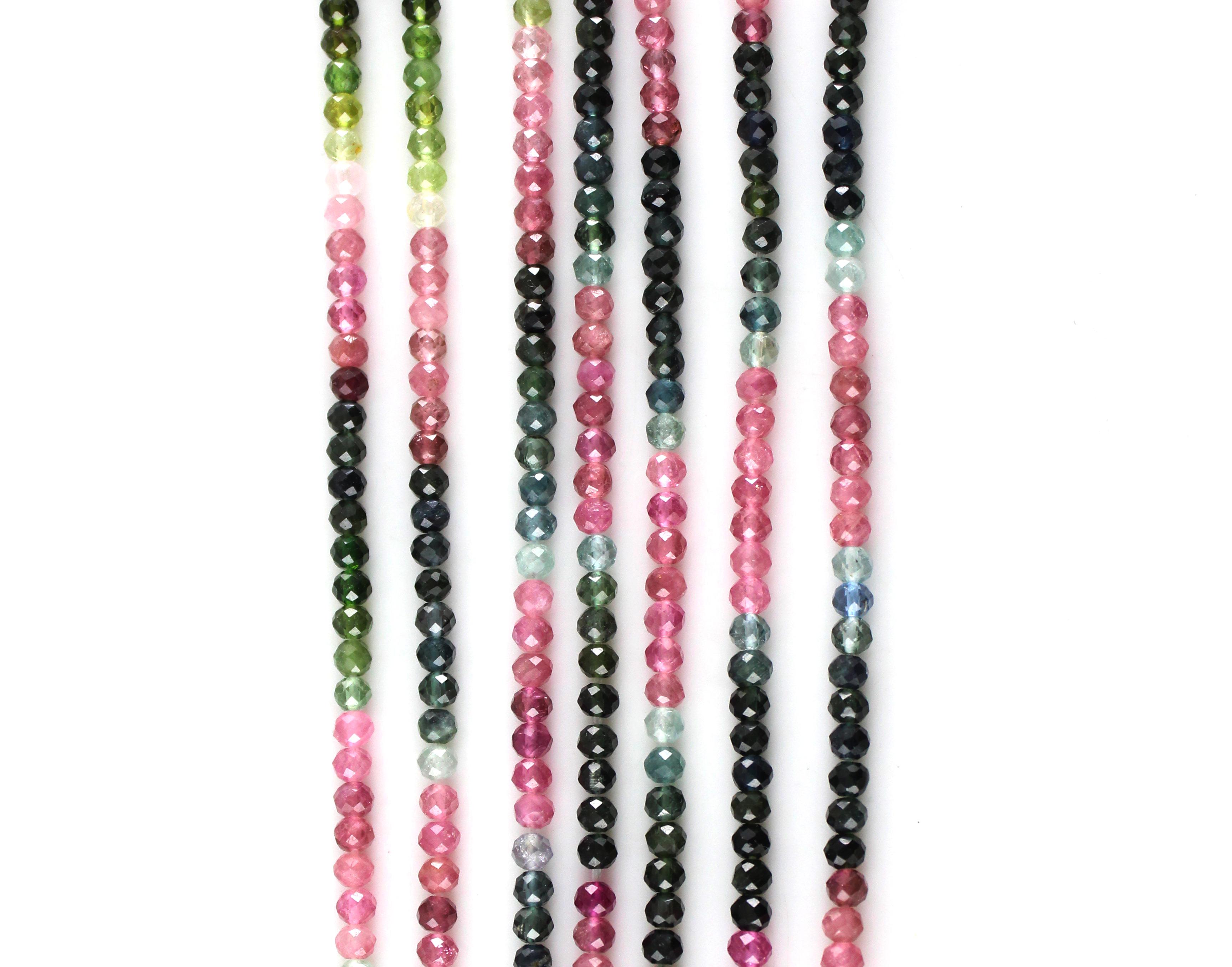 Tourmaline Micro Beads