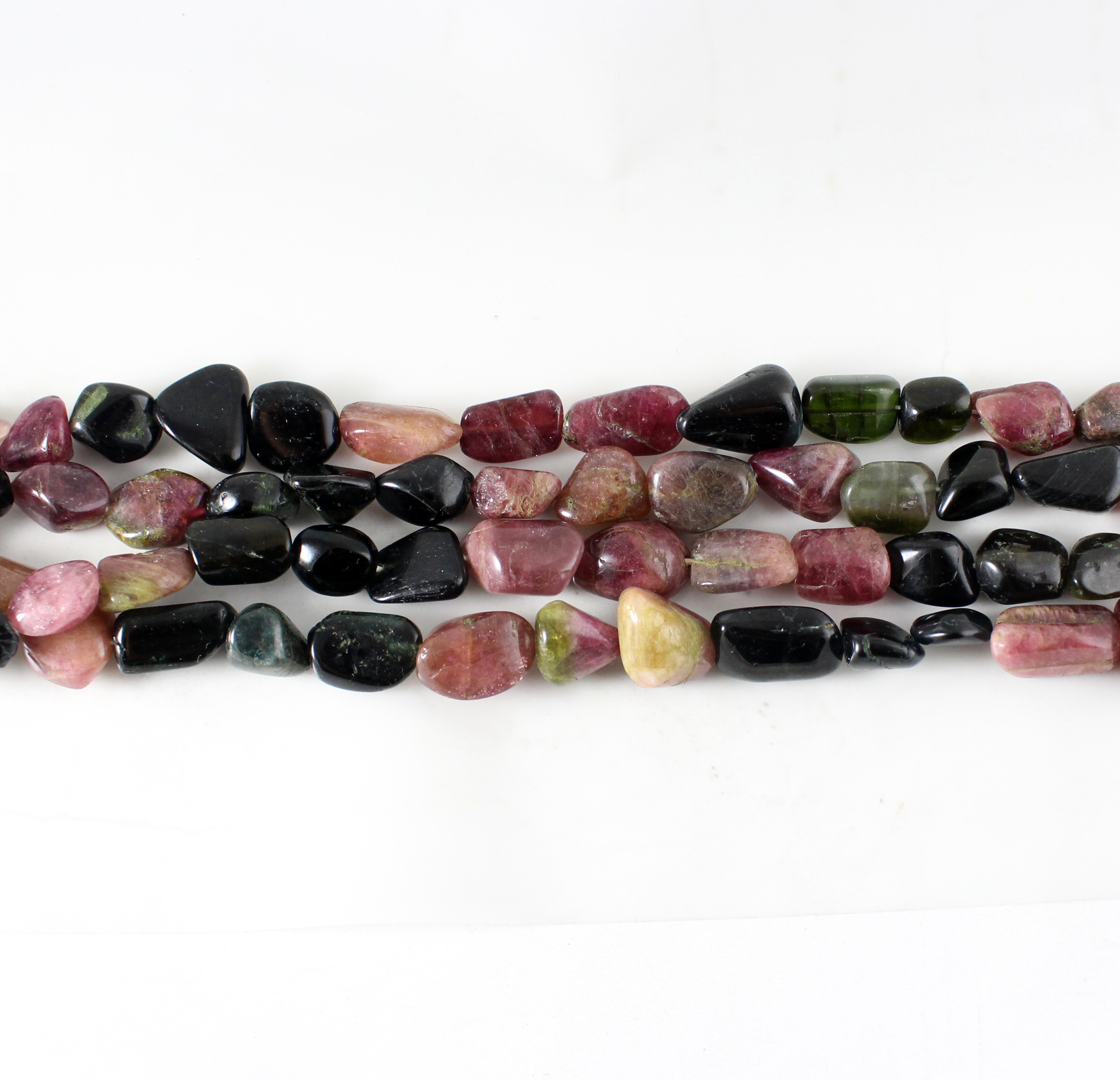 Tourmaline Tumble Beads