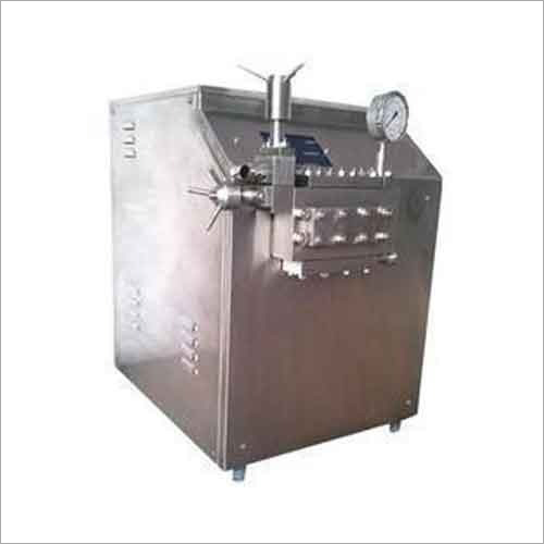 Dairy Processing Machine