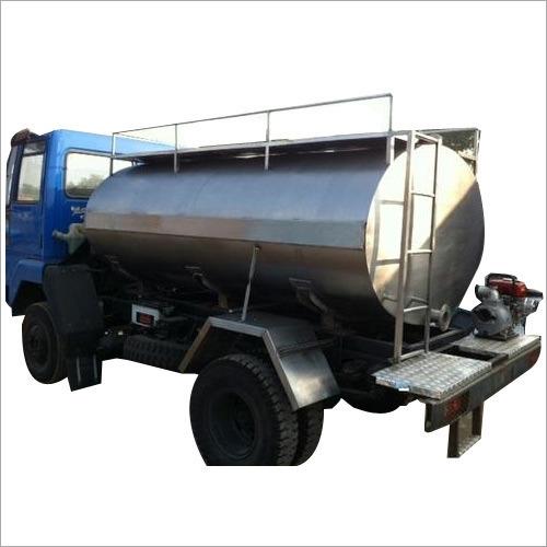Road Milk Tank