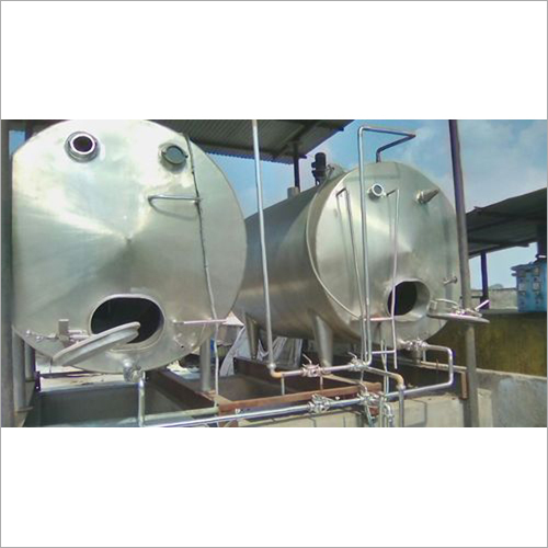 Dairy Milk Tank