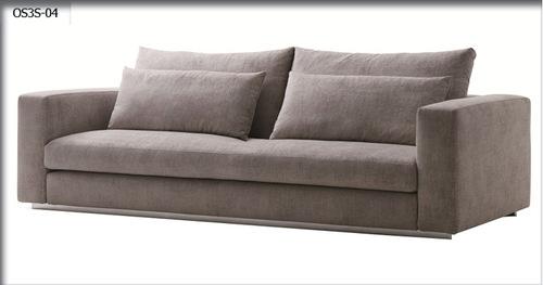 Three Seater Office Sofa