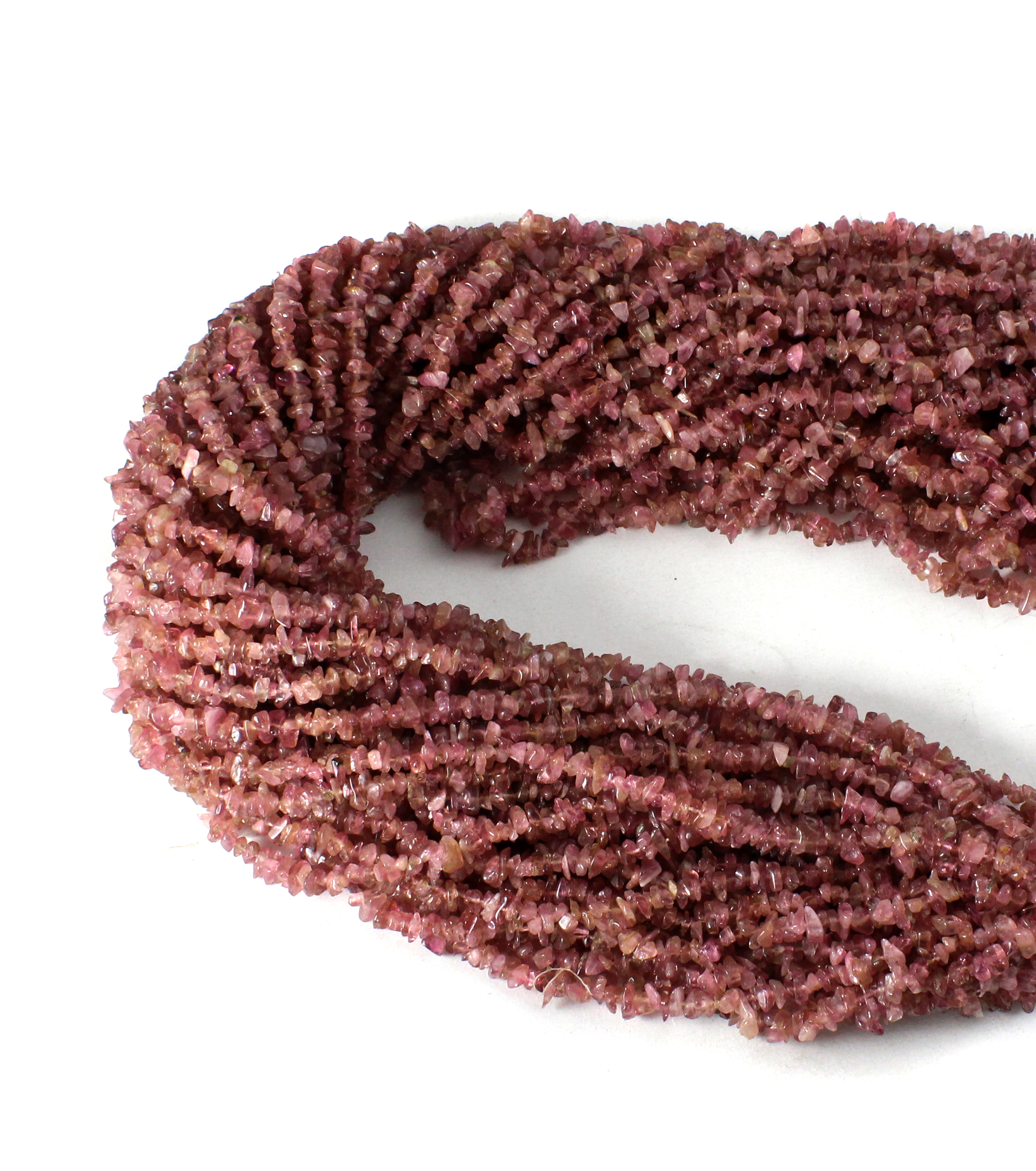 Tourmaline Chips Beads