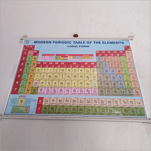 Laboratory Periodic Table