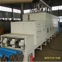 Continuous Microwave Paper Board Dryer Paper Drying Machine